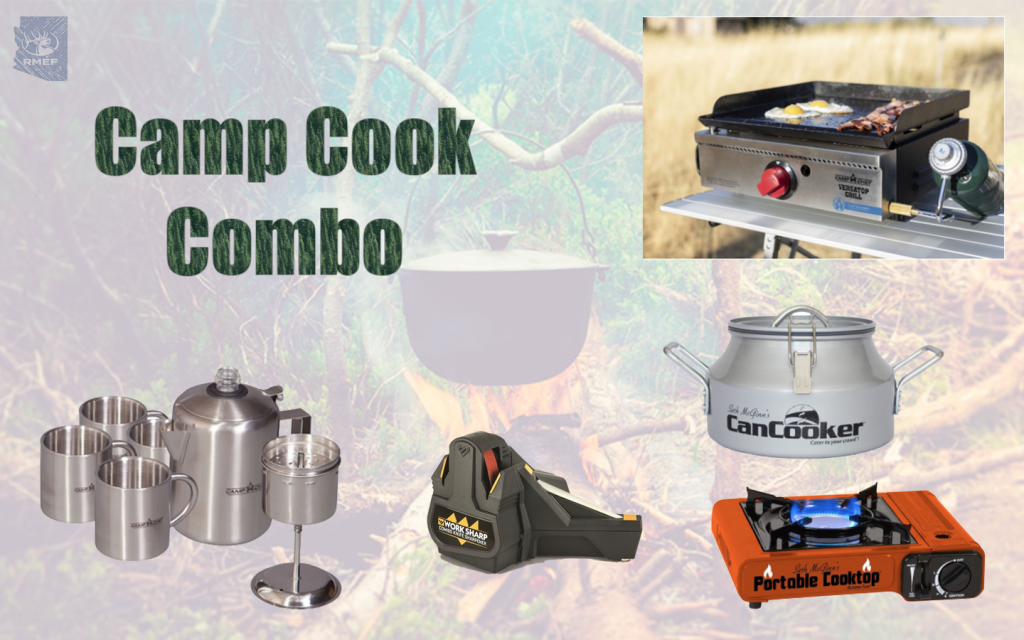 Camp Cook Combo