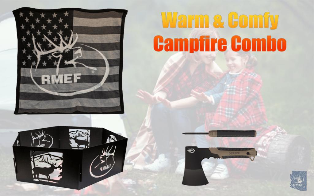 Warm & Comfy Campfire Combo