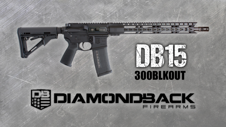 Diamondback DB15