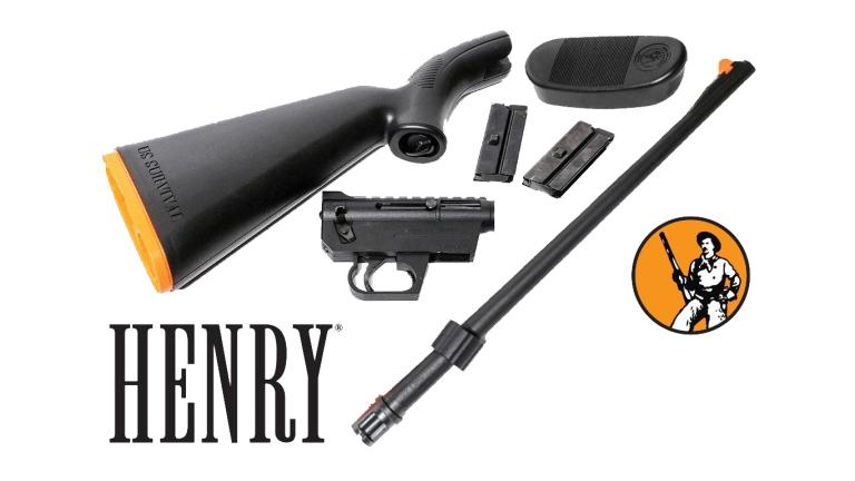 Henry AR-7 22LR Survival Rifle