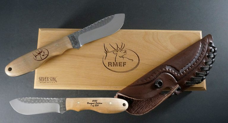 2020 BANQUET EDITION KNIFE BY SILVER STAG