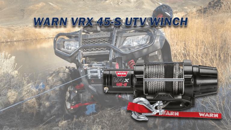 WARN VRX 45-S UTV WINCH